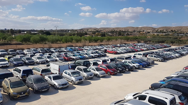 New Claus Parking Car Park